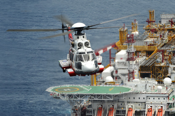 Airbus helicopter sea ocean platform aviation offshore2