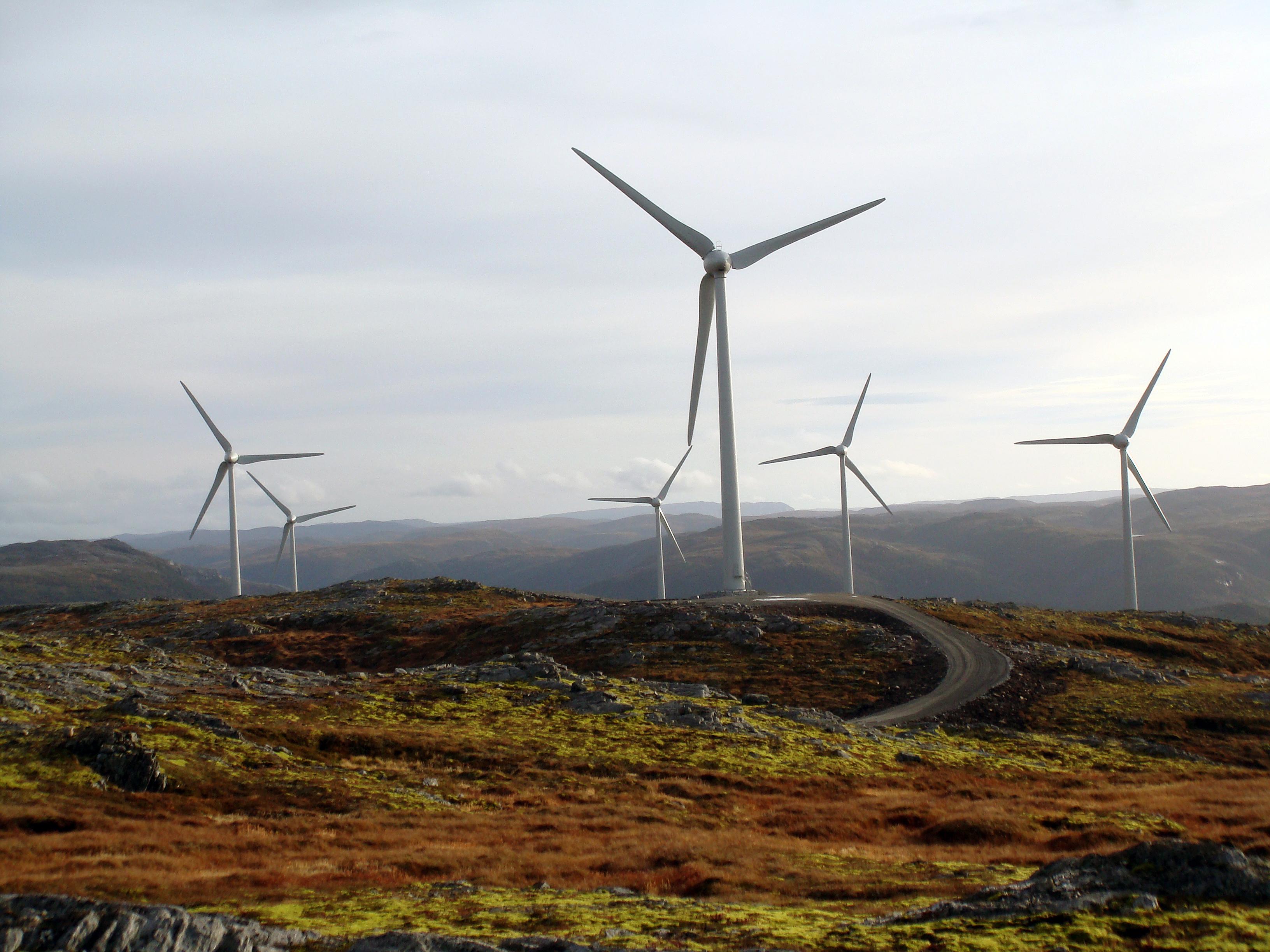 Onshore Wind Energy Stormgeo Freedom To Perform Power