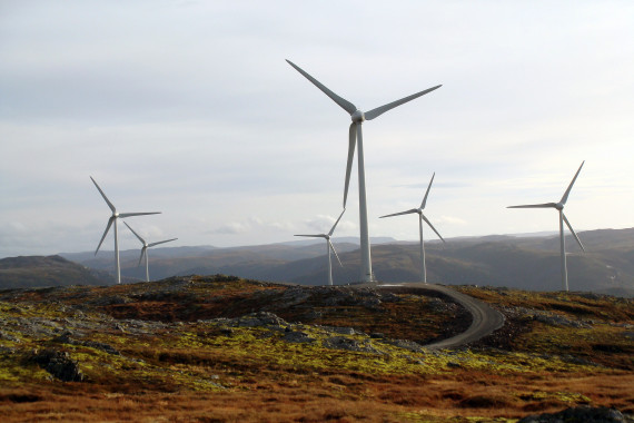 Onshore wind - wind power