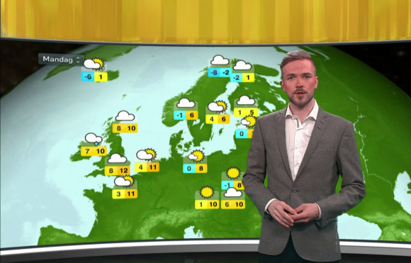 Media TV weathermap europe weatherpresenter2