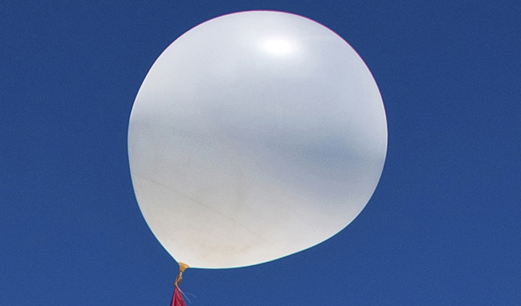 Weather balloon 2