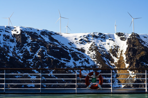 Wind Farm Nordics