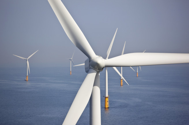 Windmill renewables offshore