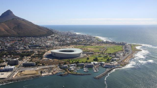 Capetown Africa City