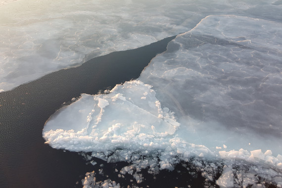 arctic northern passage ice