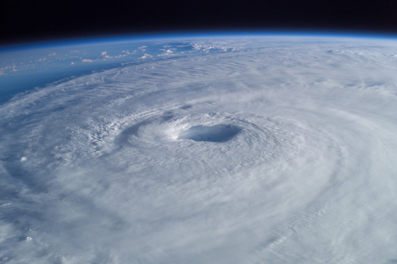 nasa hurricane isabel