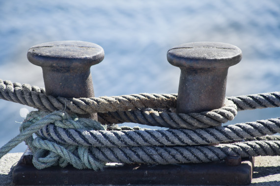 shipping Mooring Post