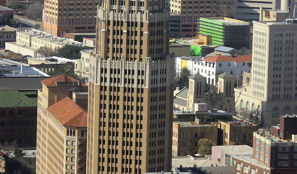texas san antonio tall buildings