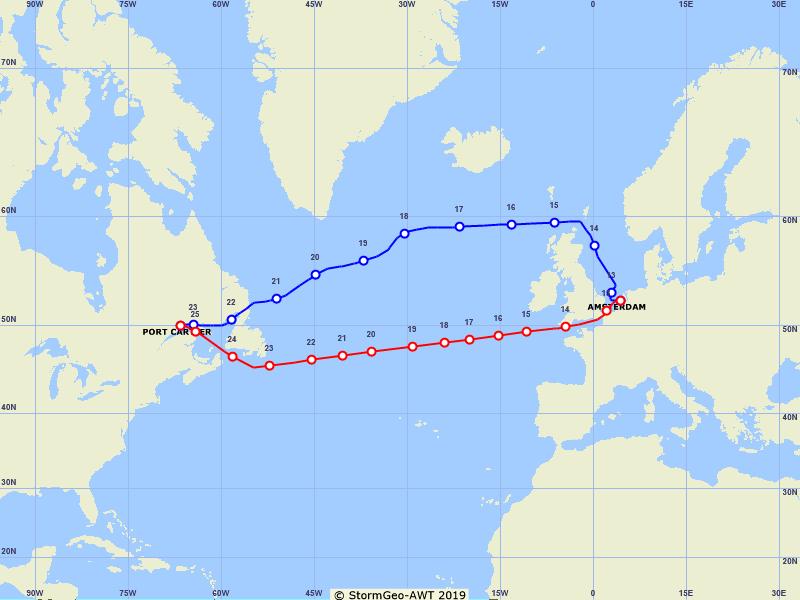 Atlantic route2