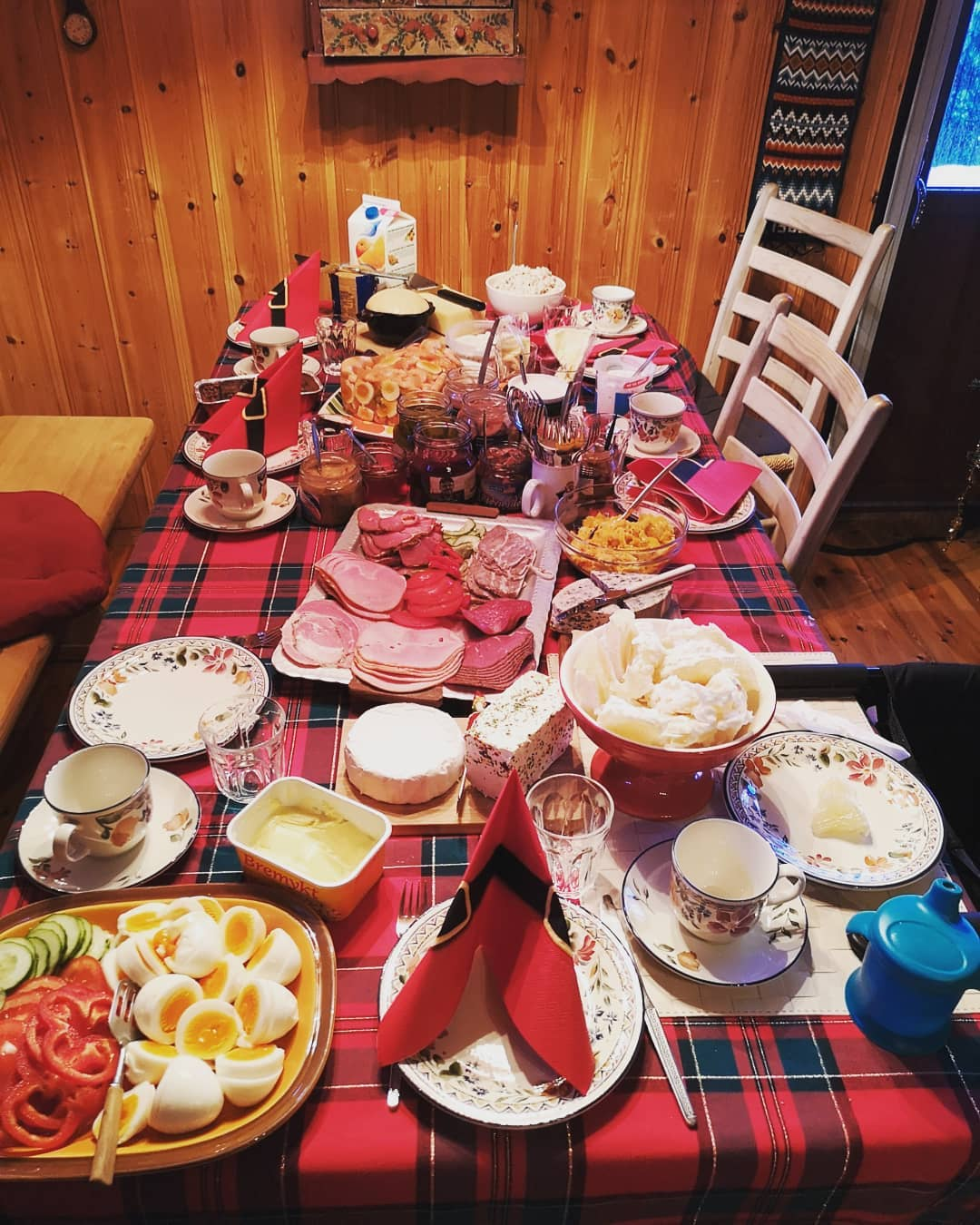 Christmas Breakfast Norway