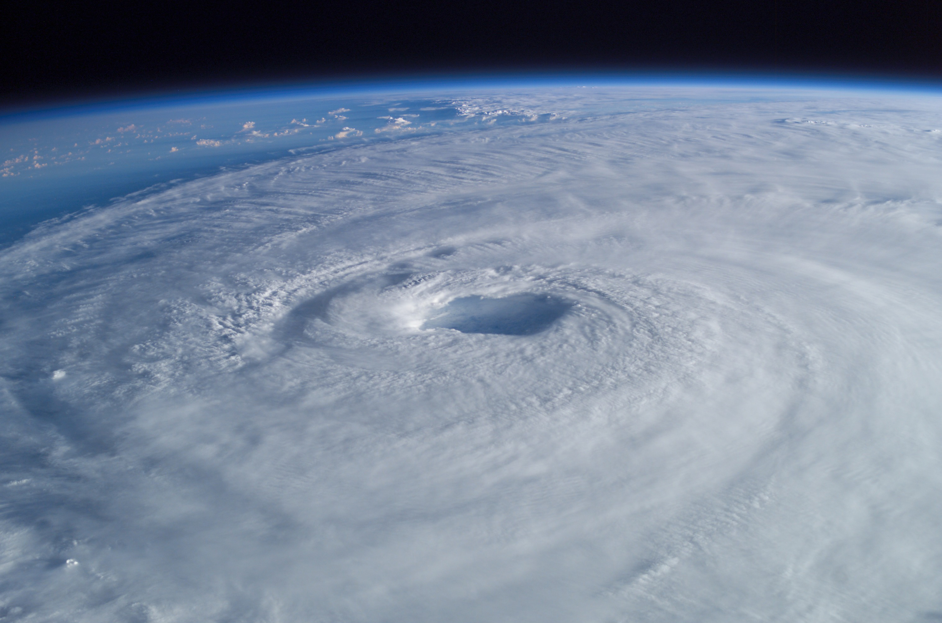 nasa hurricane isabel2