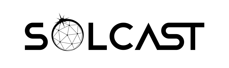 solcast logo black