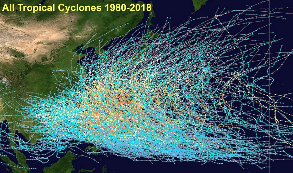 trop cyclones total